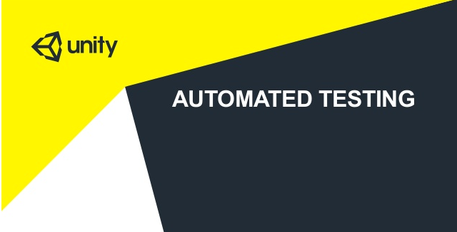 Automated Testing in Unity